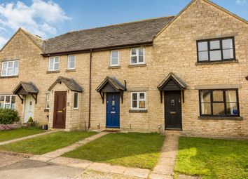 Thumbnail 2 bed terraced house to rent in Barker Place, Fairford