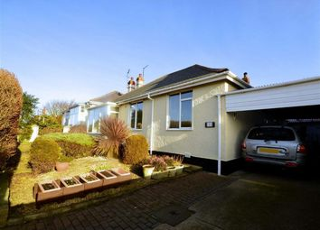 Thumbnail 2 bed detached bungalow for sale in Cliff Road, Hornsea, East Yorkshire