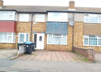 Thumbnail 3 bed terraced house to rent in Fouracres, Enfield