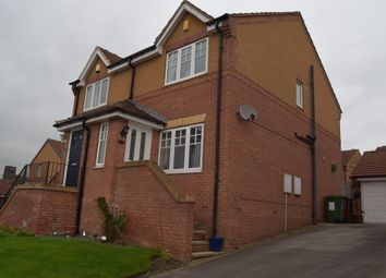 Thumbnail 2 bed semi-detached house to rent in Foxglove Folly, Alverthorpe