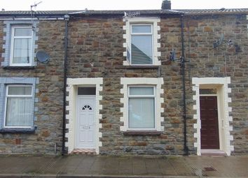 Thumbnail 2 bed terraced house to rent in Regent Street, Treorchy, Rhondda Cynon Taff