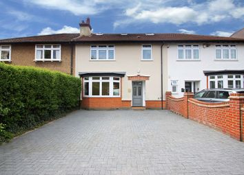 Thumbnail 4 bedroom terraced house for sale in Palmerston Road, Buckhurst Hill