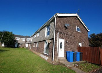 Thumbnail 2 bed flat to rent in Aln Court, Ellington, Morpeth