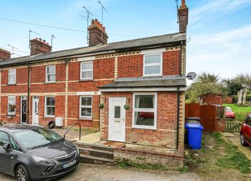 Thumbnail 2 bedroom end terrace house for sale in Clements Lane, Haverhill