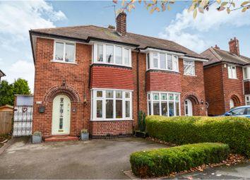 Thumbnail 3 bed semi-detached house for sale in Lanesborough Court, Park Road, Loughborough