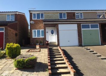 Thumbnail 3 bed end terrace house for sale in Ipswich, Suffolk