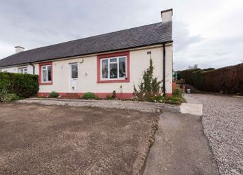 Thumbnail 3 bed semi-detached bungalow for sale in Doocot Road, Auldearn, Nairn, Highland