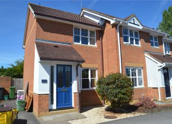 2 bed end terrace house to rent in Woodfield Way, Theale, Reading, Berkshire RG7