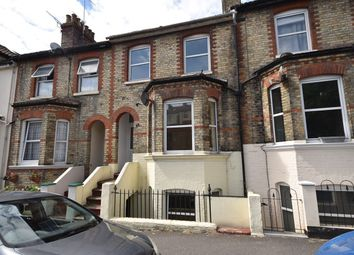 Thumbnail 4 bed terraced house for sale in Bradstone Road, Folkestone