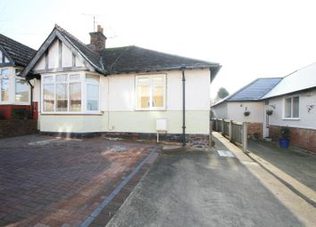 Thumbnail 2 bed semi-detached bungalow for sale in The Bridge Approach, Whitstable