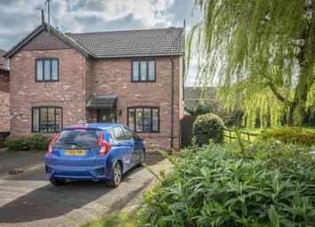 Thumbnail 2 bed semi-detached house for sale in Rowan Close, Barrow-Upon-Humber