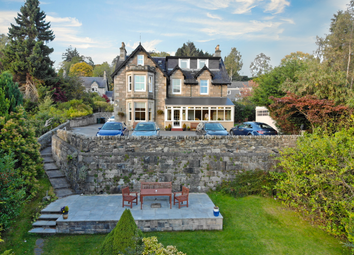 Thumbnail Hotel/guest house for sale in Tigh Na Cloich Hotel, Larchwood Road, Pitlochry
