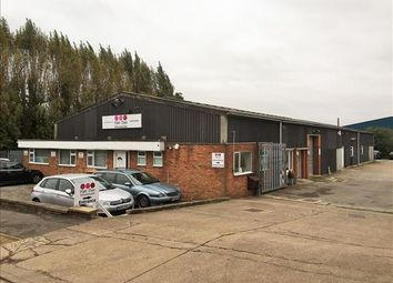 Thumbnail Light industrial for sale in 12 Crofton Drive, Allenby Industrial Estate, Lincoln