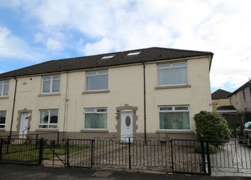 Thumbnail 2 bed flat for sale in Fraser Avenue, Rutherglen, Glasgow