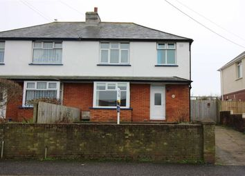 Thumbnail 3 bedroom semi-detached house for sale in Chaddiford Lane, Barnstaple