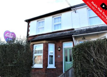 Thumbnail 3 bed semi-detached house for sale in The Street, Tongham, Surrey