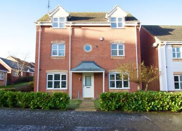Thumbnail 4 bed detached house for sale in Bellflower Road, Hamilton, Leicester
