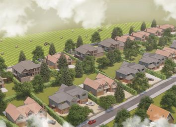 Thumbnail Land for sale in Wield Road, Medstead, Alton