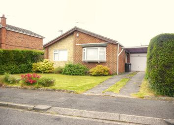 Thumbnail 3 bed bungalow for sale in Jedburgh Close, Newcastle Upon Tyne