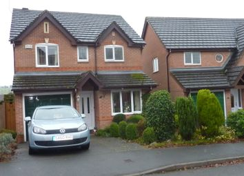 Thumbnail 3 bed detached house for sale in Margery Close, Ashbourne Derbyshire