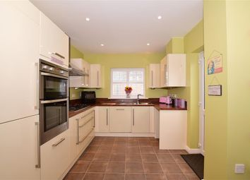 Thumbnail 5 bed link-detached house for sale in Hazen Road, Kings Hill, West Malling, Kent