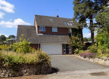 Thumbnail 4 bed detached house to rent in Chapel Lane, Clifton, Ashbourne