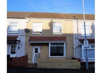 Thumbnail 3 bedroom terraced house for sale in Fern Street, Cwmbwrla
