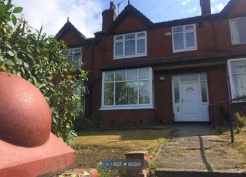 Thumbnail 3 bed terraced house to rent in Smedley Lane, Manchester