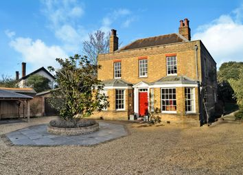 Thumbnail 6 bed link-detached house for sale in Copper Hall, Watts Road, Thames Ditton
