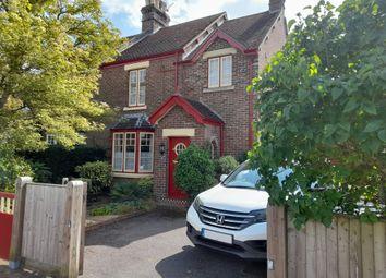 Thumbnail 3 bed semi-detached house for sale in Castle Road, Rowlands Castle