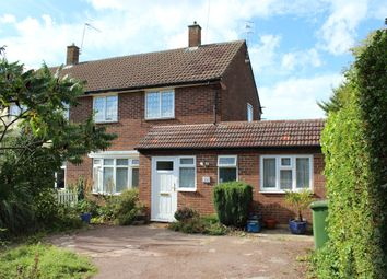 Thumbnail 4 bed semi-detached house for sale in Cotswold Avenue, Bushey