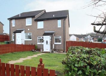 Thumbnail 1 bed flat for sale in Lindrick Drive, Summerston, Glasgow