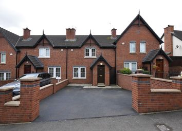 Thumbnail 3 bed town house for sale in Lagmore Glen, Dunmurry, Belfast