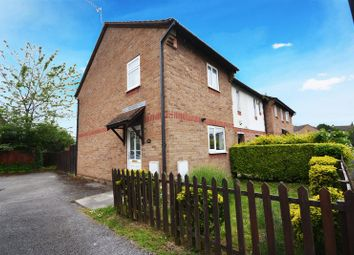 Thumbnail 2 bedroom end terrace house for sale in Burges Place, Grangetown, Cardiff