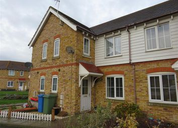 Thumbnail 2 bedroom terraced house to rent in Sorrel Close, Minster On Sea, Sheerness