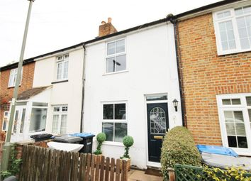 Thumbnail 2 bed terraced house for sale in Armstrong Road, Englefield Green, Surrey