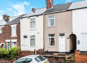 Thumbnail 2 bed property to rent in Burnell Street, Brimington, Chesterfield