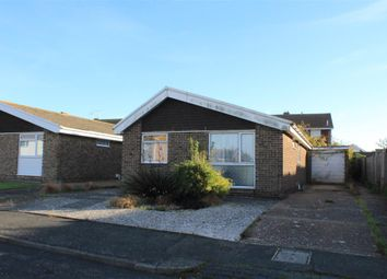 Thumbnail 2 bed detached bungalow for sale in Lawrence Close, Eastbourne