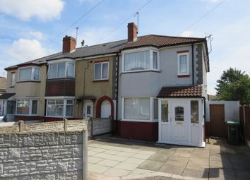 Thumbnail 3 bed semi-detached house for sale in Willingsworth Road, Wednesbury