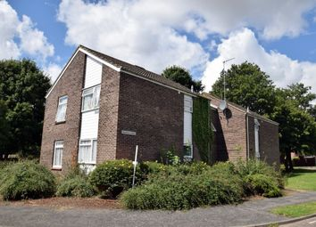 Thumbnail 1 bed flat for sale in Hawthorn Close, Bury St. Edmunds