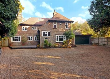 Thumbnail 5 bed detached house for sale in Balcombe Road, Crawley, West Sussex