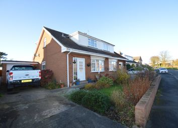 Thumbnail 3 bed semi-detached house for sale in Harford Road, Cayton, Scarborough