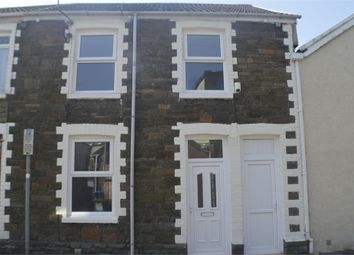 Thumbnail 3 bed terraced house for sale in Creswell Road, Neath, West Glamorgan