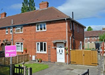 Thumbnail 3 bedroom terraced house for sale in Crombie Avenue, York