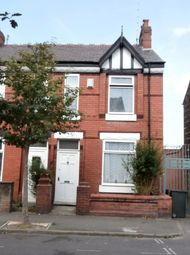 Thumbnail 2 bed end terrace house for sale in Thornton Road Fallowfield, Manchester