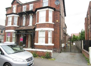 Thumbnail 1 bed flat to rent in 96 Clarendon Road, Whalley Range, Manchester
