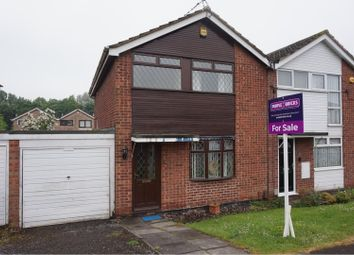 Thumbnail 3 bedroom semi-detached house for sale in Redland Close, Sinfin