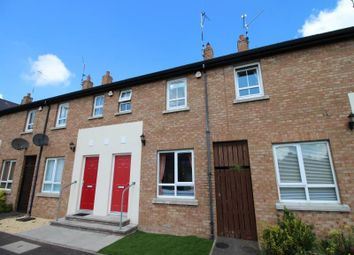 Thumbnail 2 bed terraced house for sale in Castle Lane Mews, Lurgan, Craigavon