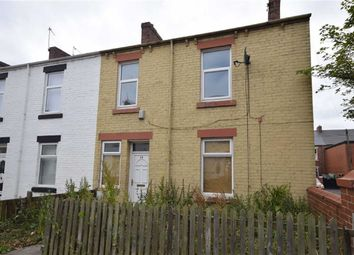 Thumbnail 3 bed end terrace house for sale in Derby Street, Jarrow