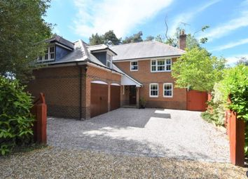 Thumbnail 4 bed detached house for sale in King Street, Mortimer Common, Reading